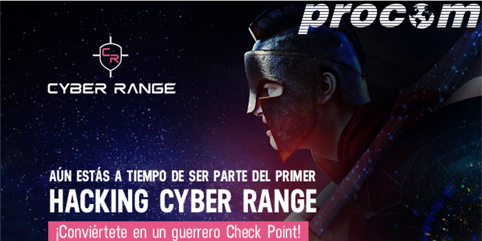 CHECK POINT CYBER RANGE | Santa Cruz
