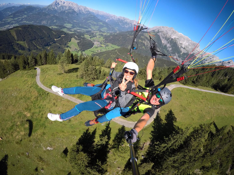 Tandemflug Salzburg | Tom2Fly
