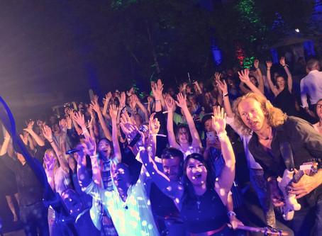 Sommerfest der IKB   Düsseldorf