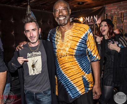with Bass legend Jerry Jemmott