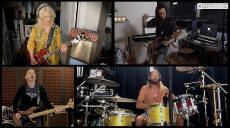 """Barracuda - AXS TV's """"At Home and Social"""" with Nuno Bettencourt & Friends"""