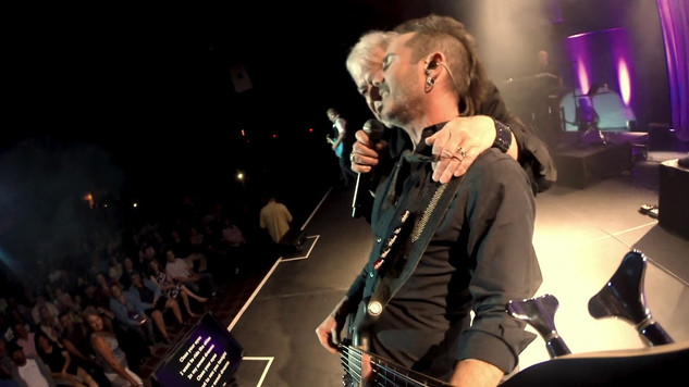 "Air Supply: ""Sweet Dreams"" bass cam clip"