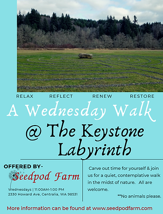 Wednesday Walk Keystone Labyrinth.png