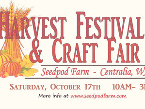 Harvest Festival & Craft Fair
