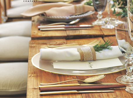 Helping Linens Look Their Holiday Best