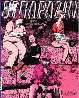 Strapazin No. 136