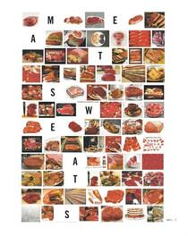 Meat Sweats, comic newspaper