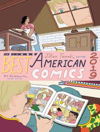 Best American Comics 2019
