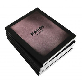 Randy Magazine Book of collected issues 2013-2017