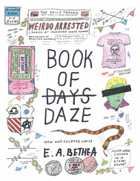 Book of Daze, published by Domino Comics 2017