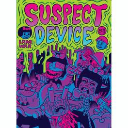 Suspect Device #2, Nancy/Garfield mash-up anthology