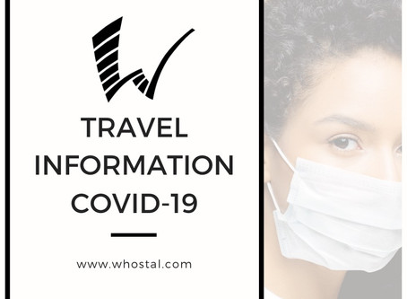 TRAVEL INFORMATION COVID-19