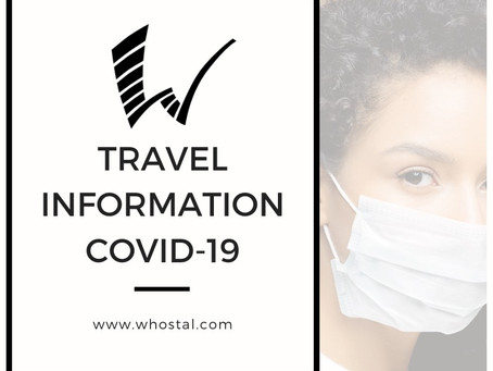 TRAVEL INFORMATION COVID-19
