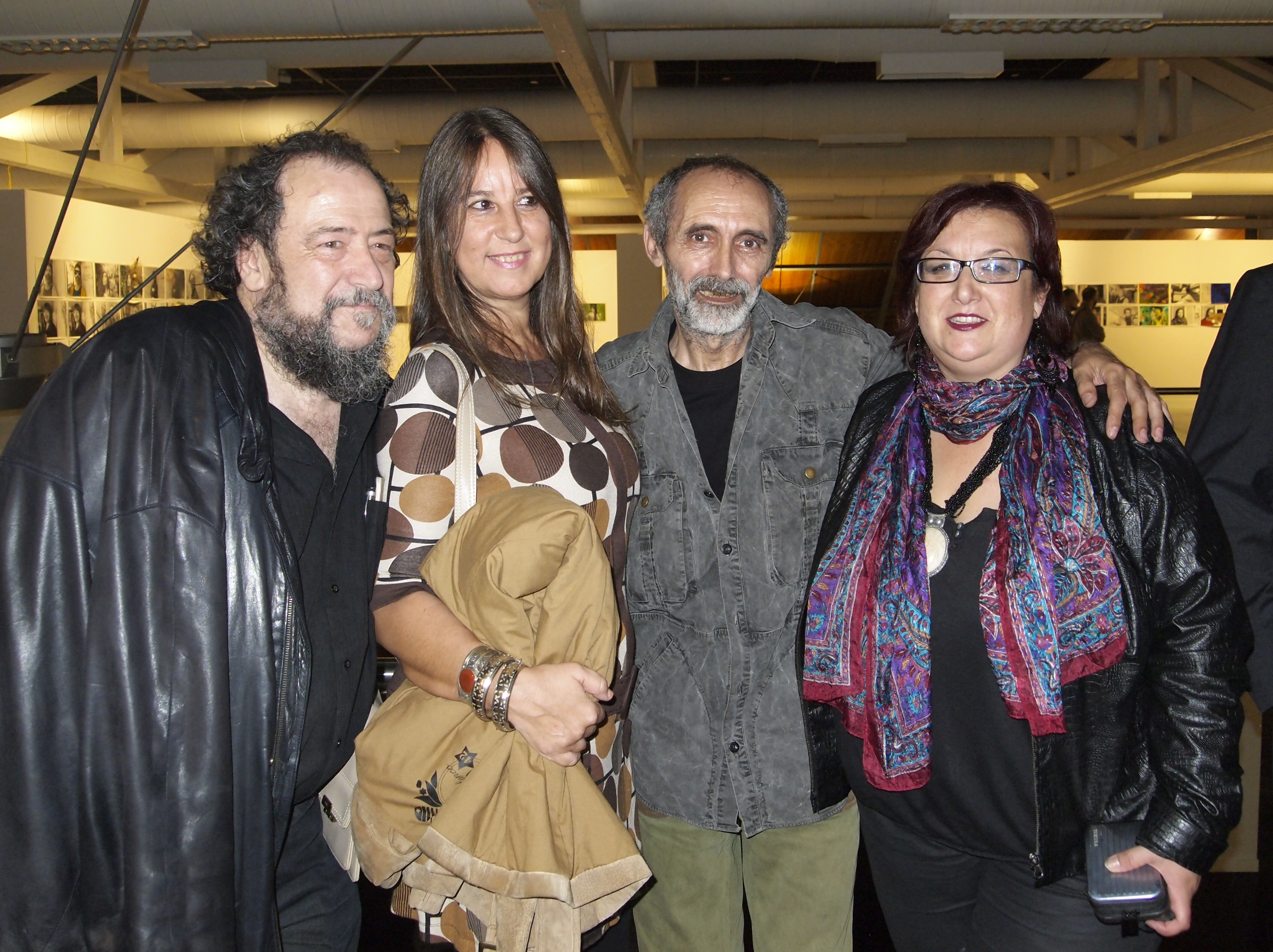 Con J.Méndez, Piensos, Nodar