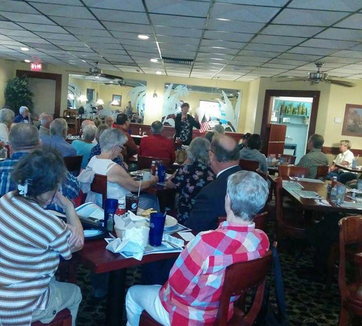 Attendees at a monthly Membership meeting.jpg