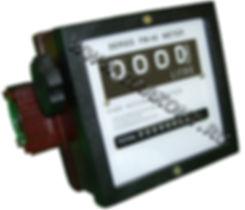 Расходомер FM-120L предназначен для учета выдачи нефти, расходомер с механическим счетчиком перекачанного топлива, идеален для мини АЗС.