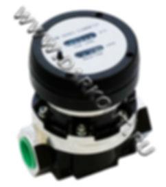 Счетчик расходомер топлива, для точного измерения дизельного топлива, точное измерение керосина, точное измерение жидкости,  точное измерение топлива, счетчик с механическим сумматором, механический расходомер
