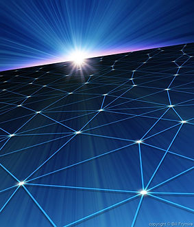 network-grid-horizon-sun-beam-ray.jpg