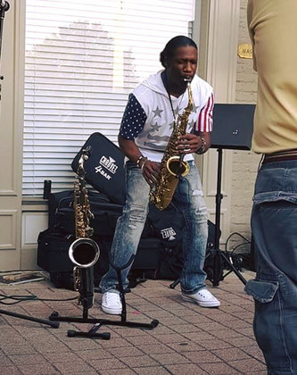 Pre- 4th Of July Summer Jazz Street Party!
