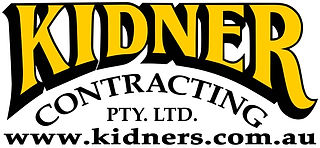 Kidner logo  Website kidners  black no b