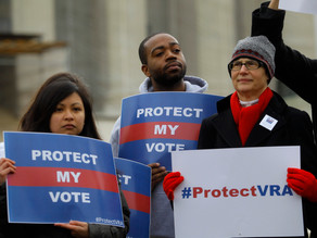 How Shelby County v. Holder Created the New Georgia Voter Suppression Law