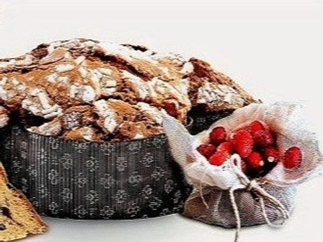 Colomba Artigianale Fragoline di Bosco e Cioccolato Bianco - 750 g
