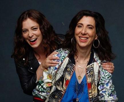 Rachel Bloom & Aline Brosh McKenna