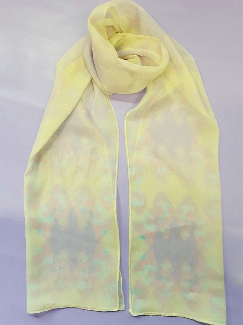Candyfly chiffon scarf