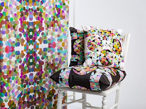 Diamond Bubble cushions