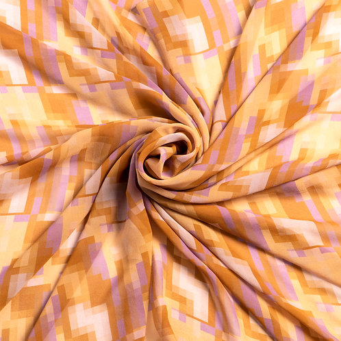 Bauhaus - silk scarf