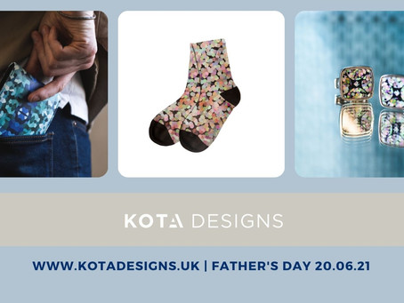 SATURDAY SHOPPING @KOTA (Father's day special!)