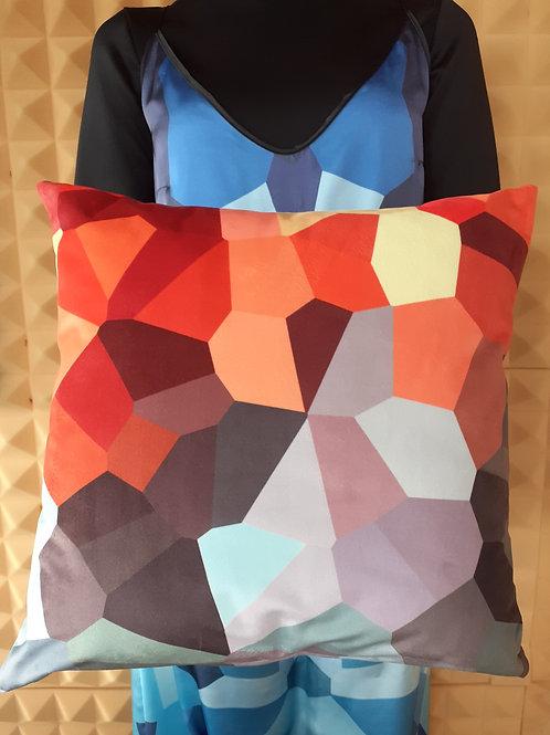 KOTA cushion - Kaleidoscope
