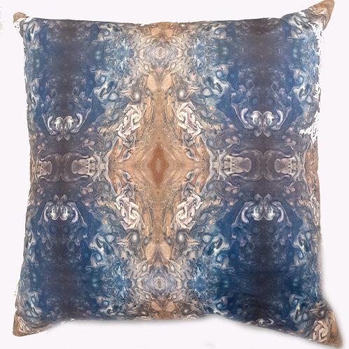 Orbit - velvet cushion