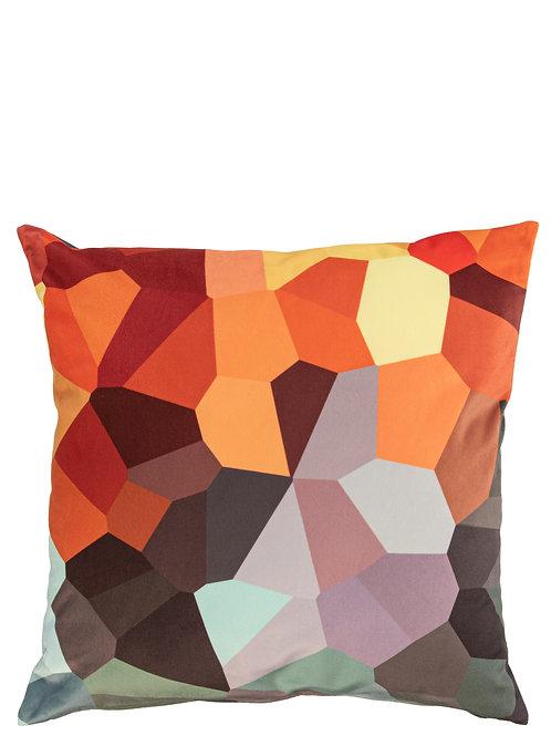 Kaleidoscope - velvet cushion