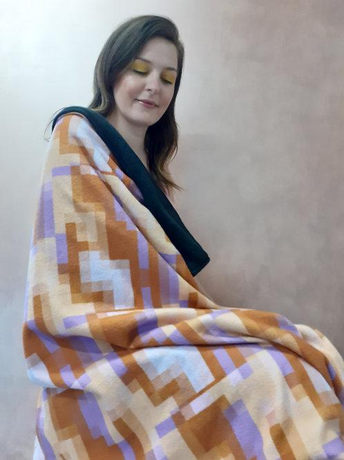 Bauhaus fleece blanket