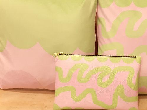 Lollipop  - velvet cushion