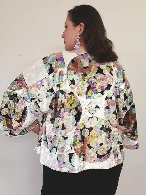 KOTA kimono -Diamond Bubble (velvet)