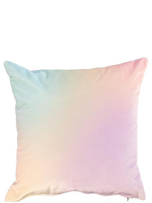 CandyFloss - velvet cushion