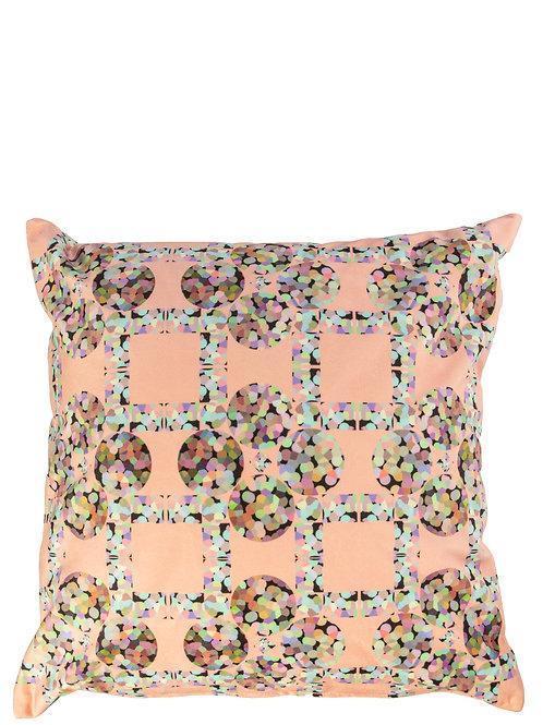 Diamond Bubble - velvet cushion