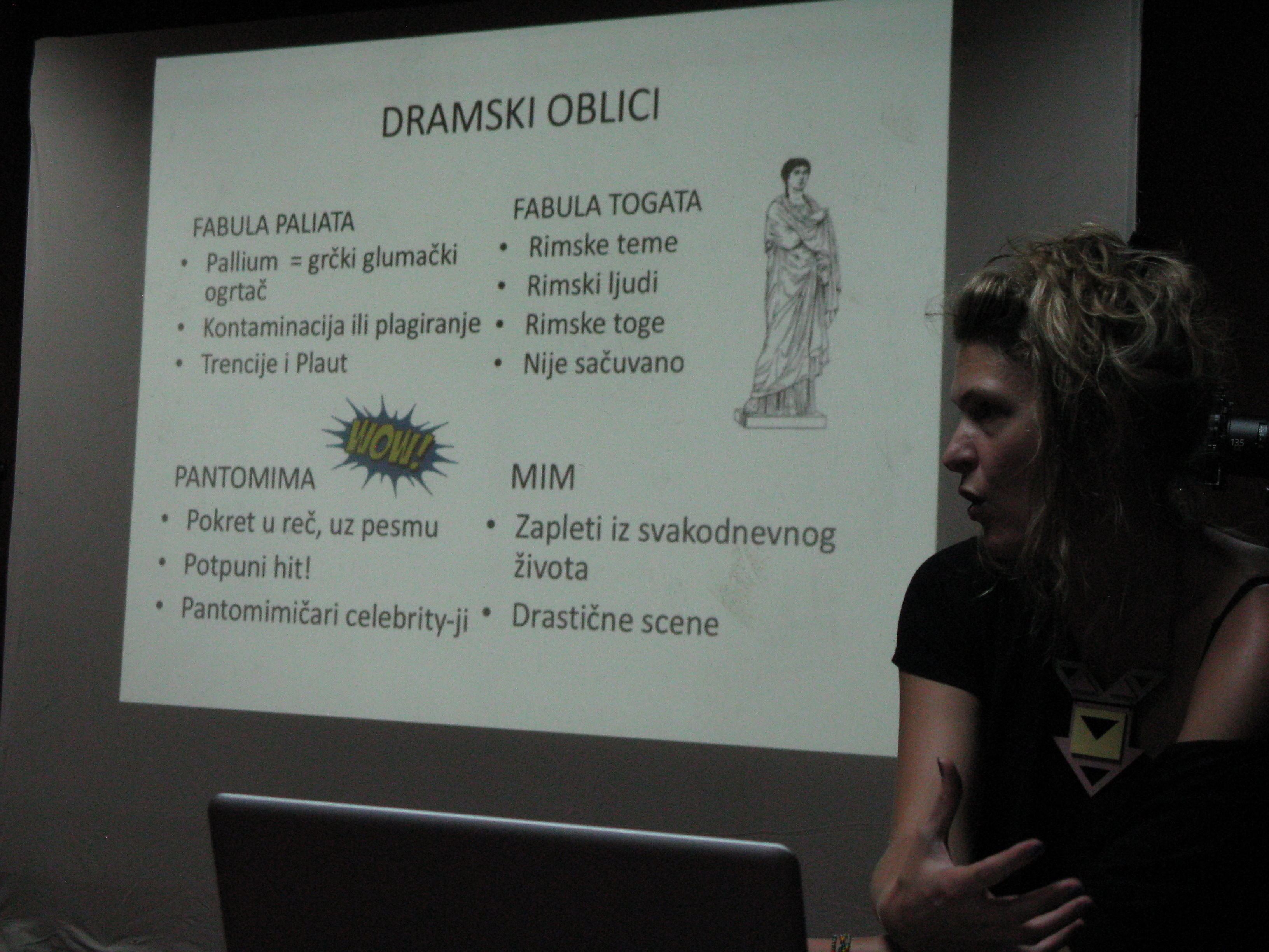 Dunja Petrović, scenarista