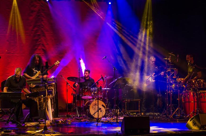 Vasil Hadzimanov band - Kragujevac JazzFest IJFK