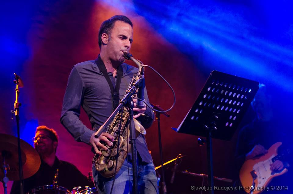 Vasil Hadzimanov band feat David Binney 2 - Kragujevac JazzFest IJFK