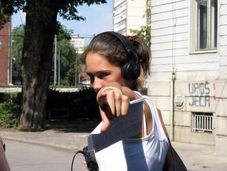 Ljubica Petković, učenica Druge kragujevačke gimnazije