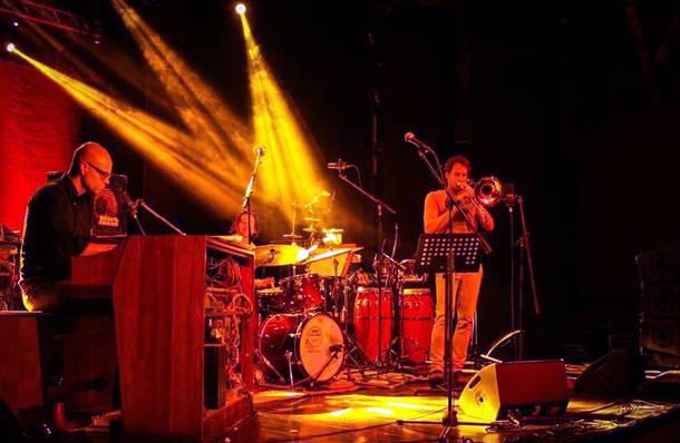 Nils Wogram Nostalgia 2 - Kragujevac JazzFest IJFK