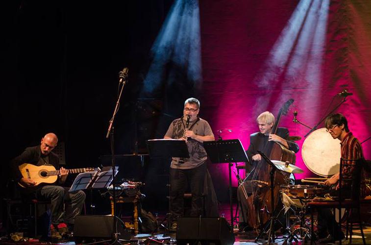 Marco Cappelli Trio feat Oscar Noriega 2 - Kragujevac JazzFest IJFK