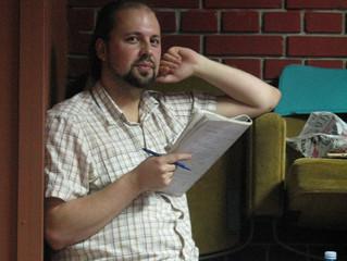 Nenad Stanković, profesor srpskog jezika i književnosti