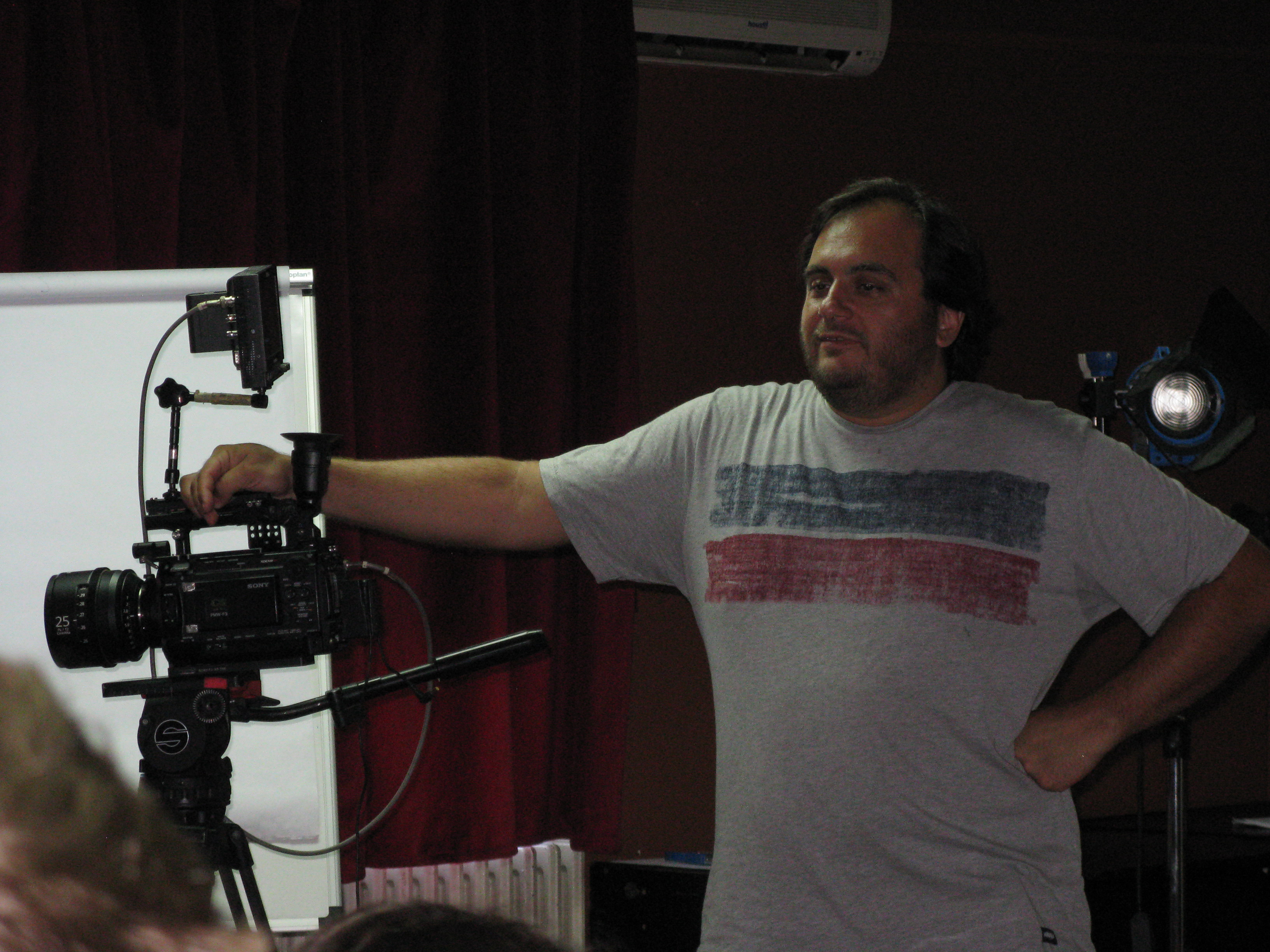 Dušan Ivanović, direktor fotografije