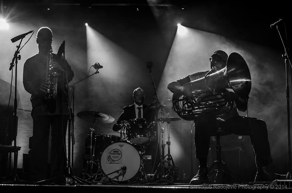 Wolfgang Pushing Trio 3- Kragujevac JazzFest IJFK
