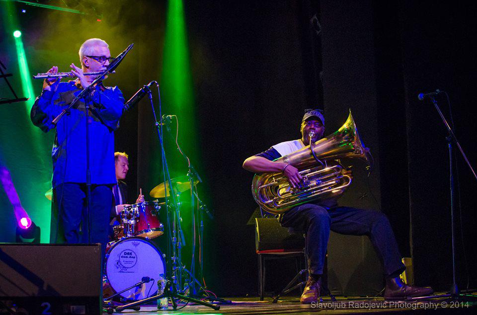 Wolfgang Pushing Trio - Kragujevac JazzFest IJFK