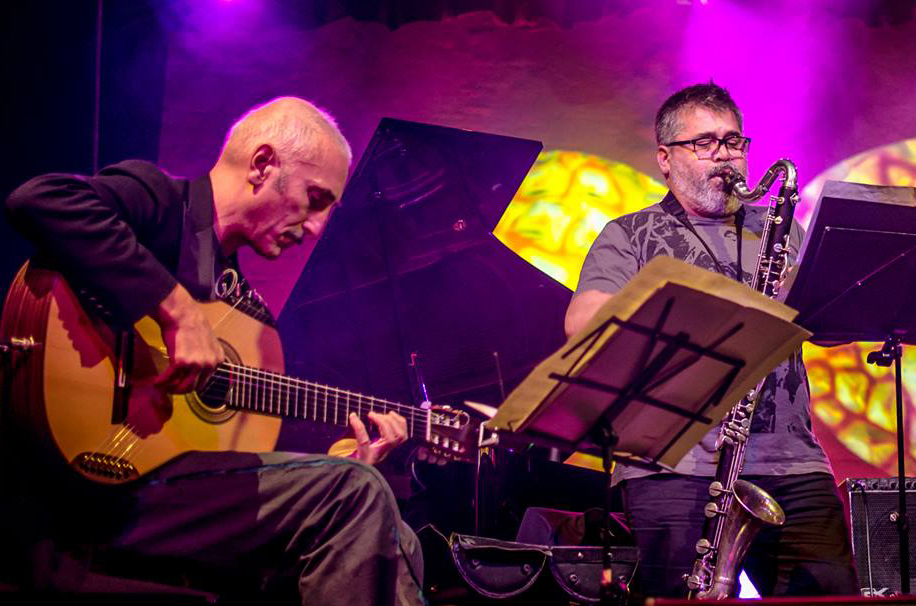 Marco Cappelli Trio feat Oscar Noriega - Kragujevac JazzFest IJFK